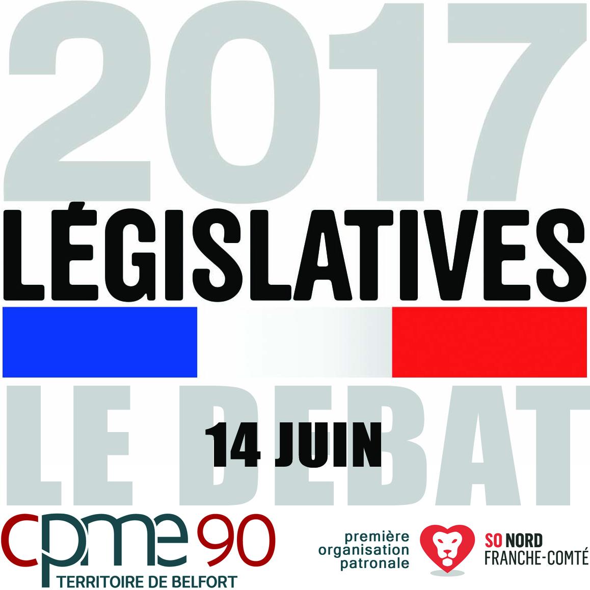 debat législatives 2017 CPME90