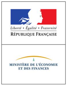 ministère des finances logo prélèvement à la source impôts