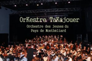 Orkestre takajouer