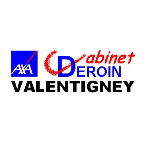 Logo Cabinet Deroin AXA