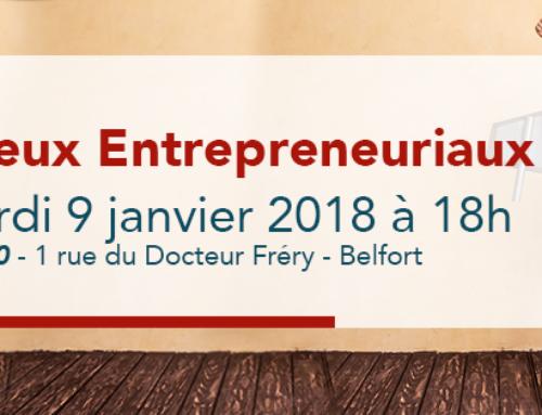 Voeux entrepreneuriaux – janvier 2018