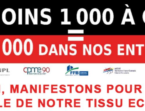 Appel à manifester pour sauver les emplois de GE sur Belfort